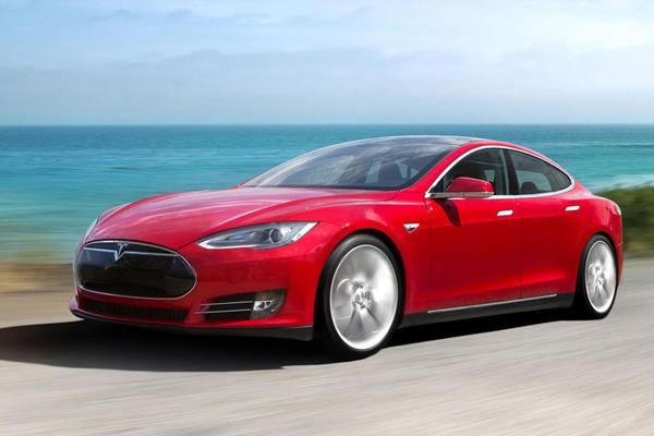 Tesla Model S P85D wordt nóg sneller