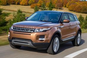 Range Rover Evoque ook uit China