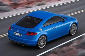 Gereden: Audi TT