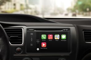 Apple CarPlay laat op zich wachten