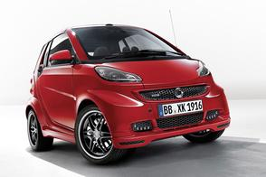 Troost-Smart: Brabus Xclusive Red Edition