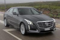 Rij-impressie - Cadillac CTS