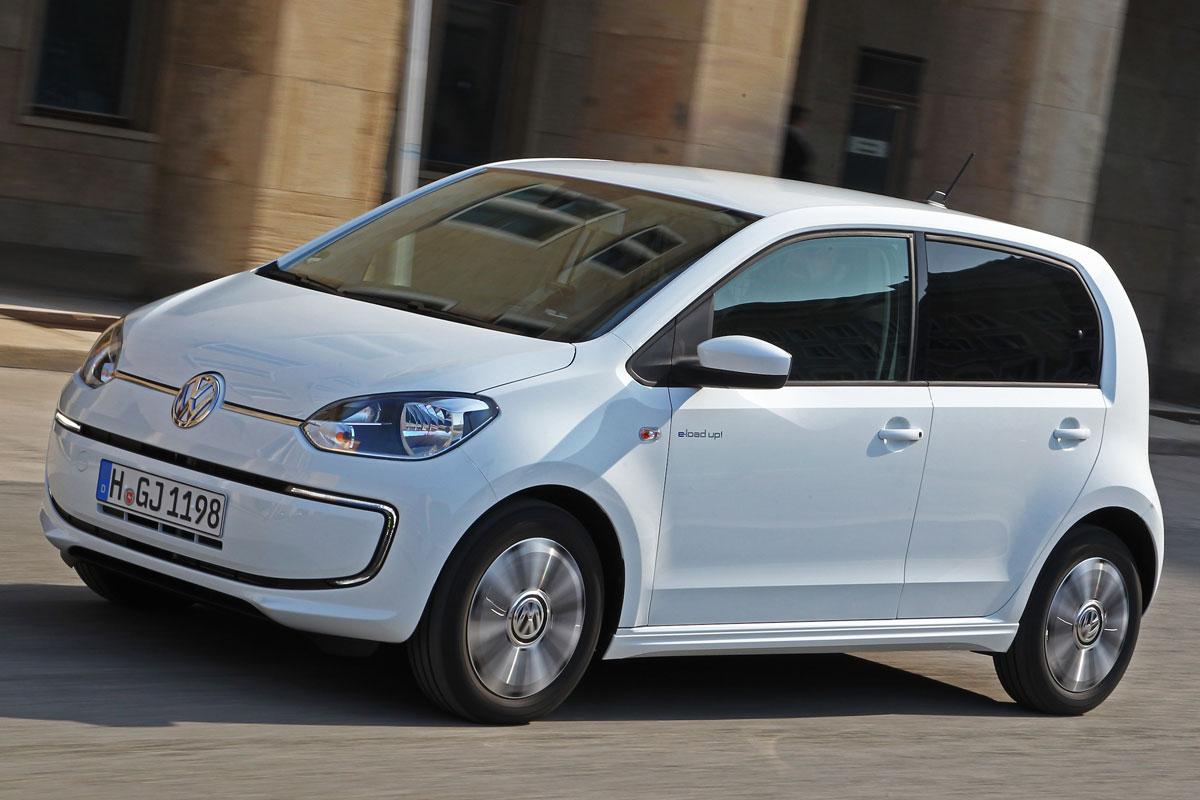 Мини-фургон Volkswagen e-load up!
