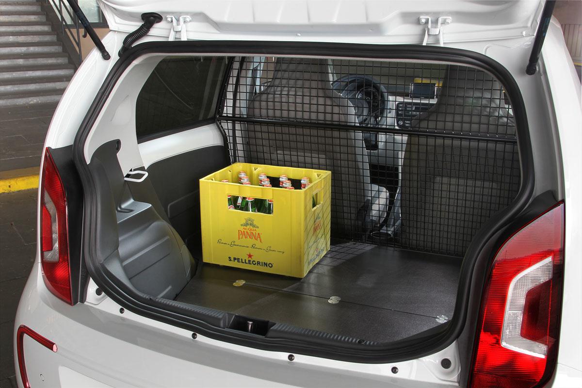 Багажник Volkswagen e-load up!