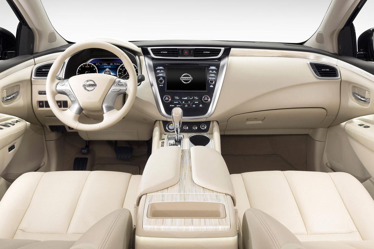 2014 - [Nissan] Murano III M1mykidbs7ea