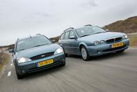 Ford Mondeo vs Jaguar X-Type