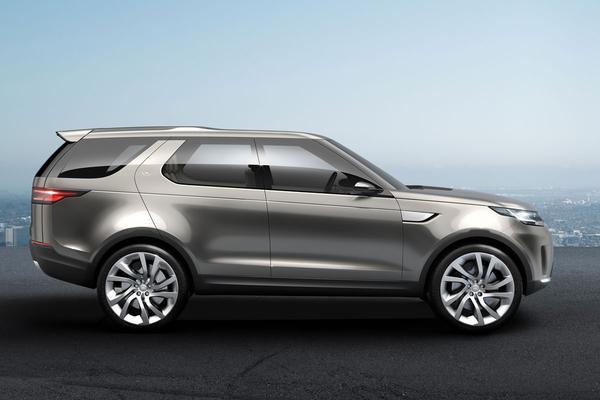 'Land Rover ontwikkelt hardcore Discovery'