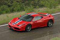 Rij-impressie - Ferrari 458 Speciale