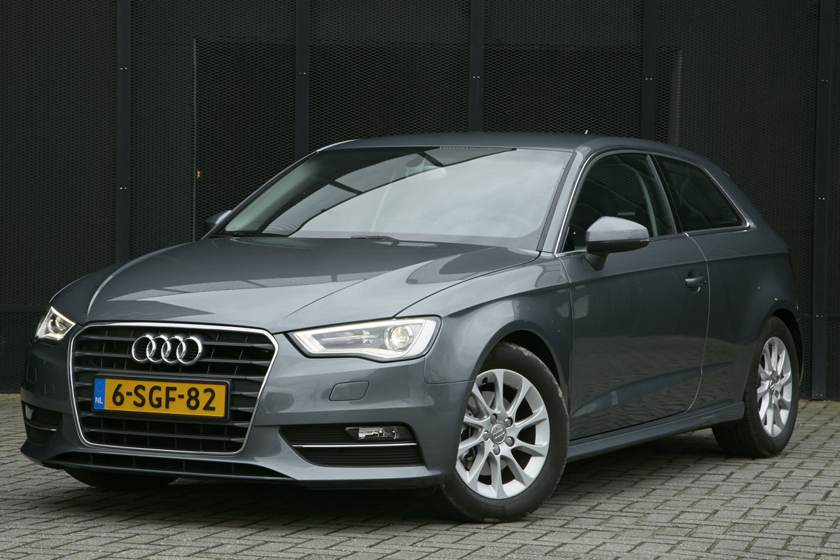 audi a3 1 6 tdi ultra edition 2014 autotests. Black Bedroom Furniture Sets. Home Design Ideas