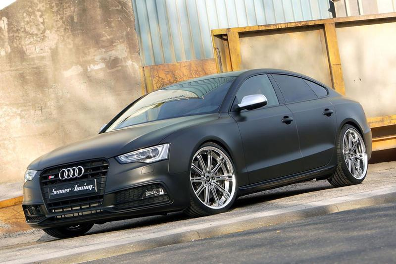 senner geeft audi s5 sportback krachtkuur autonieuws. Black Bedroom Furniture Sets. Home Design Ideas