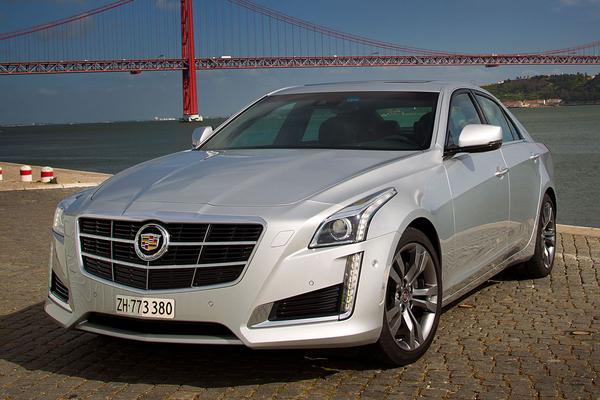 Cadillac mikt op 500.000 auto's in 2020