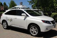 Google test autonome auto's in slecht weer