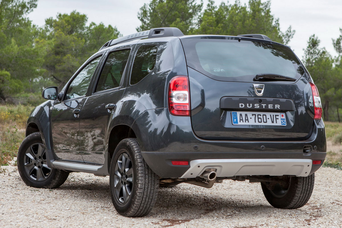 dacia duster tce 125 4x2 prestige specificaties auto vergelijken. Black Bedroom Furniture Sets. Home Design Ideas