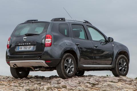 dacia duster tce 125 4x4 prestige specificaties. Black Bedroom Furniture Sets. Home Design Ideas