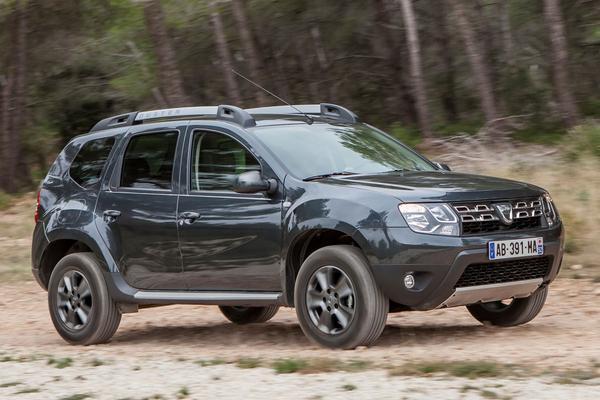 Dacia Duster 4x4 nu ook als benzineversie