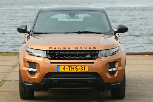 Range rover evoque test autoweek