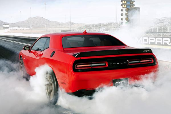 Dodge Challenger SRT Demon op komst