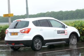 Gratis navigatie en schuifdak voor Suzuki SX4