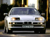 Afgestoft: BMW 8-serie