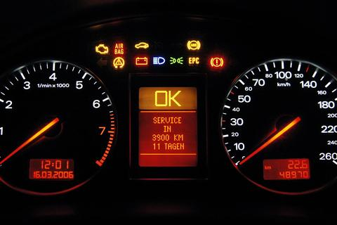 Suzuki Eps Warning Light