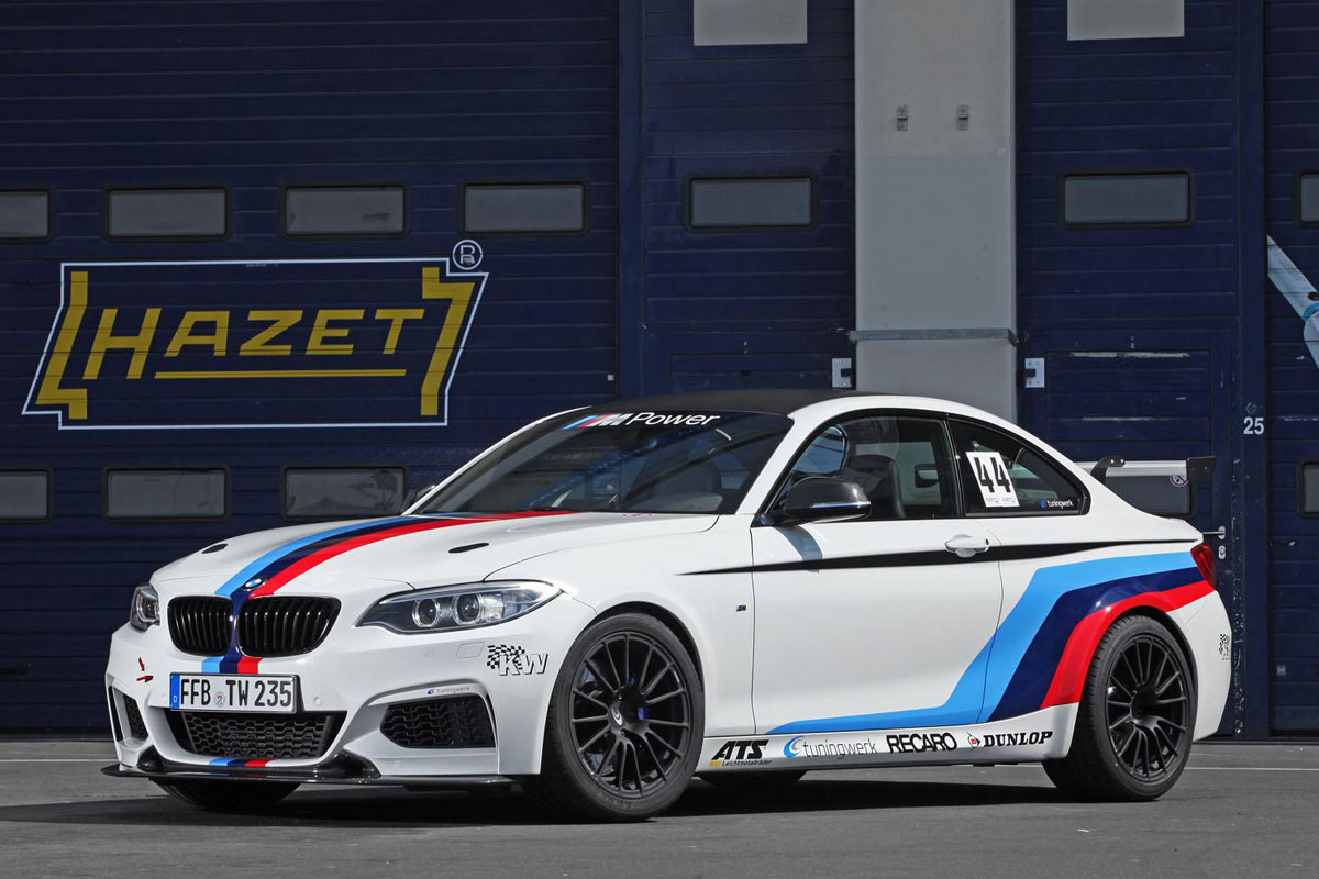 tuningwerk presenteert bmw m235i rs autonieuws. Black Bedroom Furniture Sets. Home Design Ideas