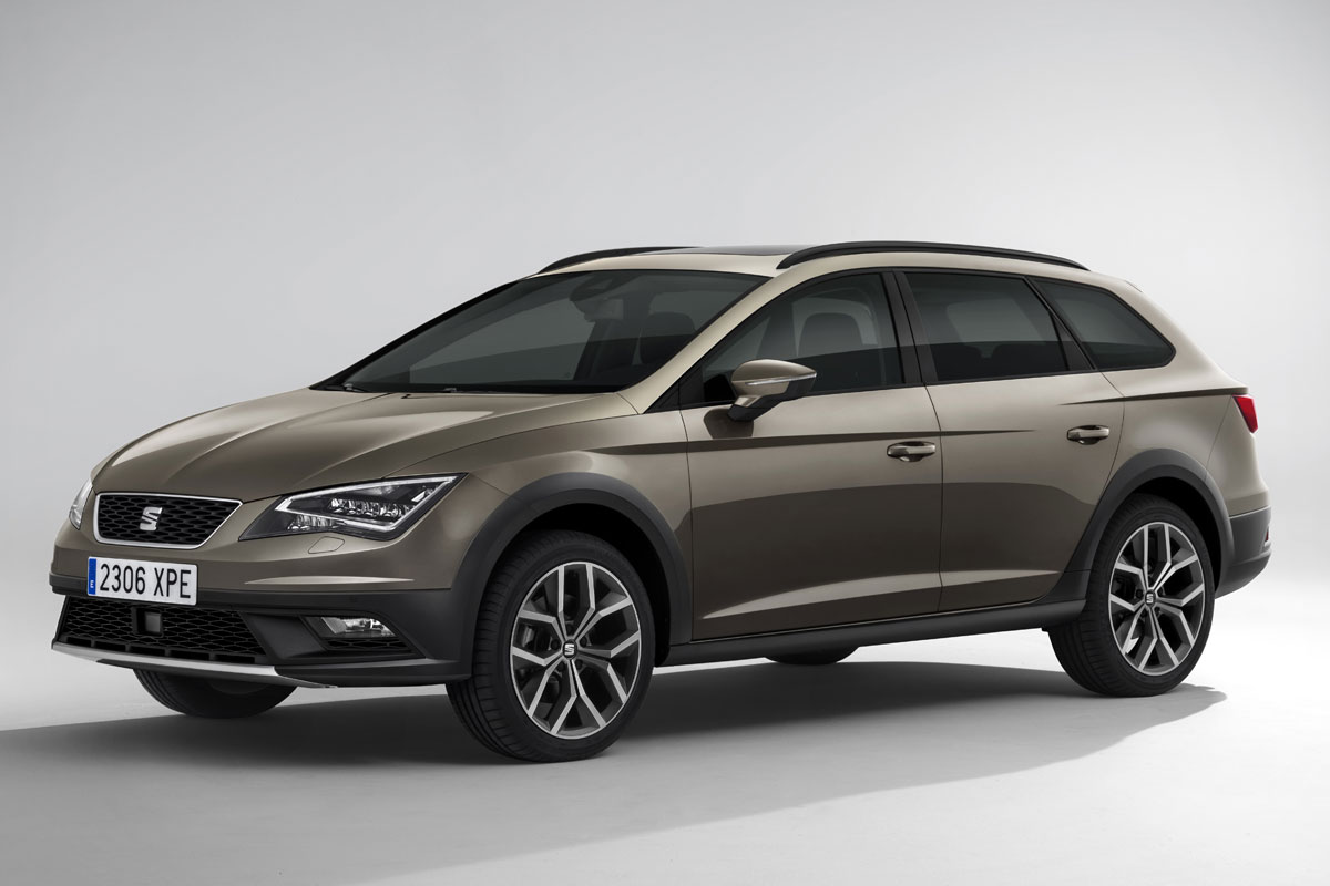 seat leon st x perience opgeruigde luxe autonieuws. Black Bedroom Furniture Sets. Home Design Ideas