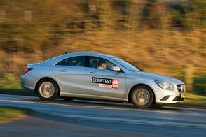 100.000e Mercedes-Benz CLA-klasse