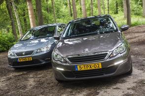 Peugeot 308 bestverkochte model augustus