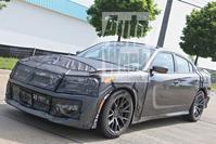 Dodge Charger SRT spyshots