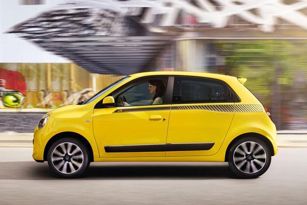 Renault Twingo nu ook leverbaar met automaat