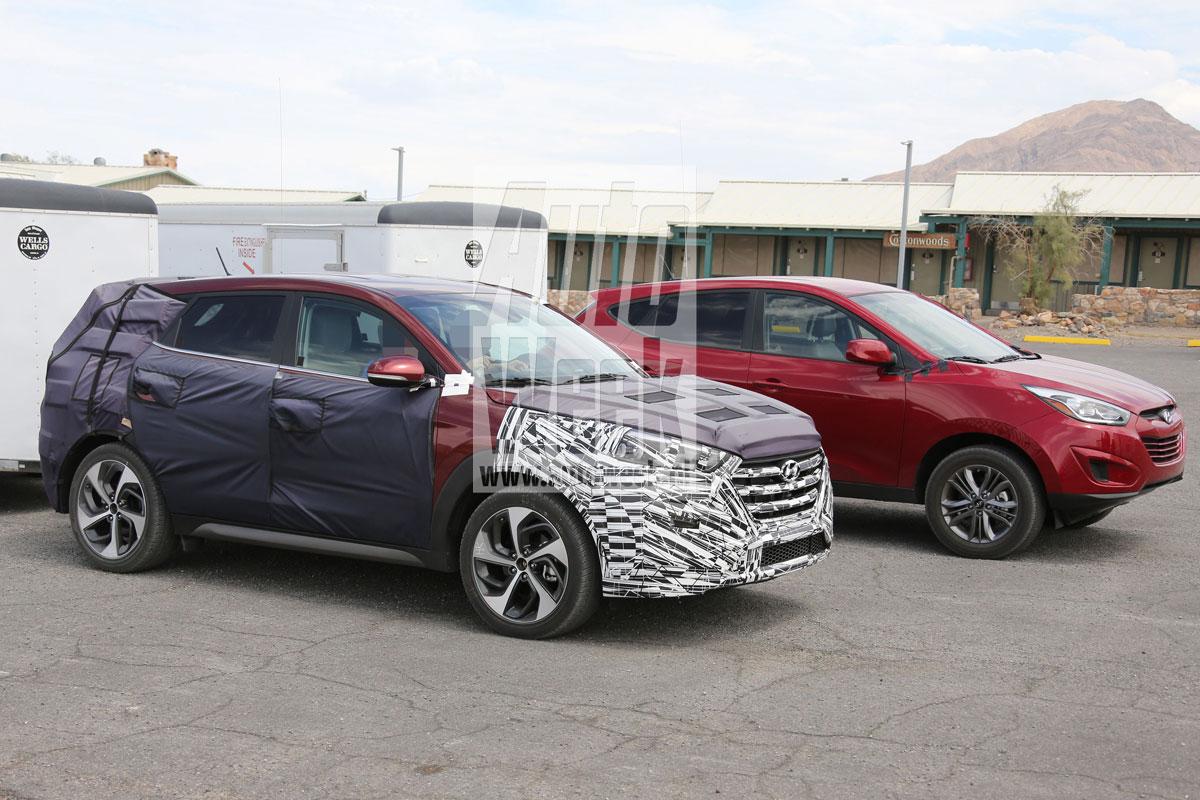 2015 - [Hyundai] Tucson III M1myqgbbphg2