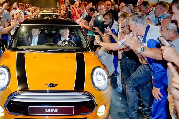 'Nederlandse autosector groeit spectaculair'