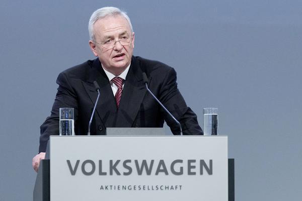 Winterkorn ontkent vroege kennis fraude VW