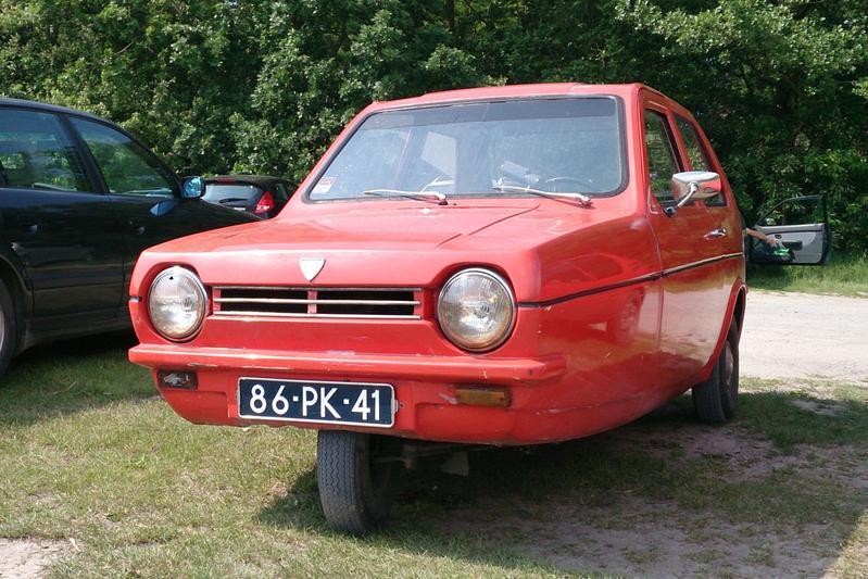 In Het Wild Reliant Robin Autonieuws Autoweek Nl