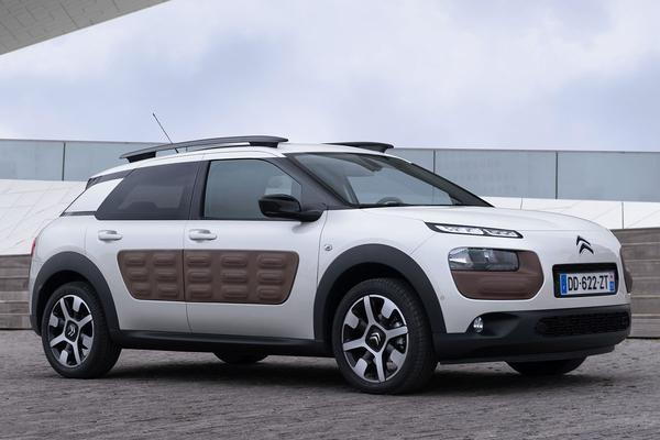citroen c4 cactus bluehdi 100 shine 2014 gebruikerservaring autoreviews. Black Bedroom Furniture Sets. Home Design Ideas