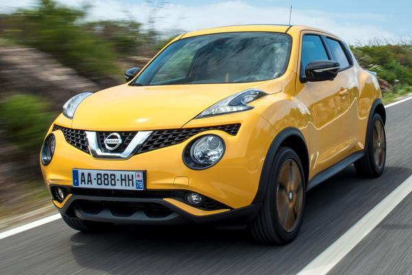 Komst nieuwe Nissan Juke bevestigd