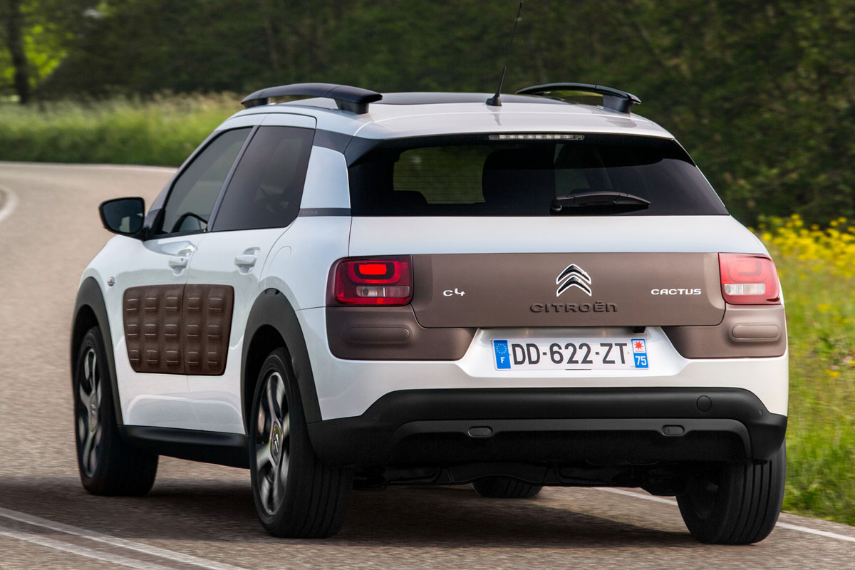 citroen c4 cactus bluehdi 100 shine specificaties auto vergelijken. Black Bedroom Furniture Sets. Home Design Ideas