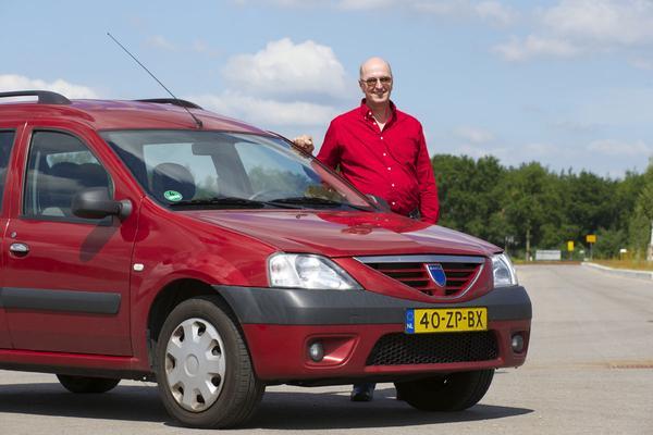4 miljoenste Dacia een feit
