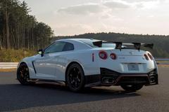 Nissan GT-R Nismo vlamt op VKV City Racing