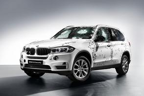 BMW X5 Security Plus naar Moskou