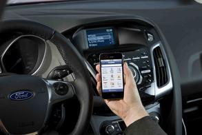 On Topic: Smartphone + auto = problemen