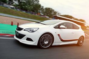 Lekker dik: Opel Astra GTC Turbo i1400
