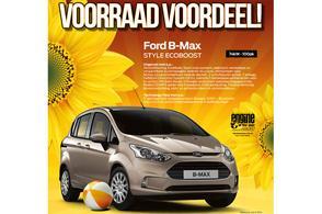 Ardea Auto voorraad voordeel Ford B-Max