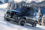 Compleet nieuwe Chevrolet Niva duikt op
