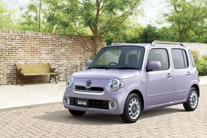 Daihatsu Mira Cocoa ondergaat facelift