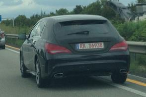 AutoWeek-lezer spot: Mercedes CLA Shooting Brake