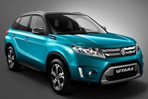 Dit is de nieuwe Suzuki Vitara
