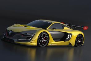 Renault Sport R.S. 01: 500 pk, 300 km/h!