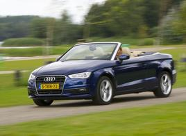 Audi A3 Cabriolet 1.8 TFSI Ambiente S-tronic