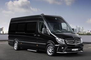 Brabus Loungebus: Mercedes-Benz Sprinter Business
